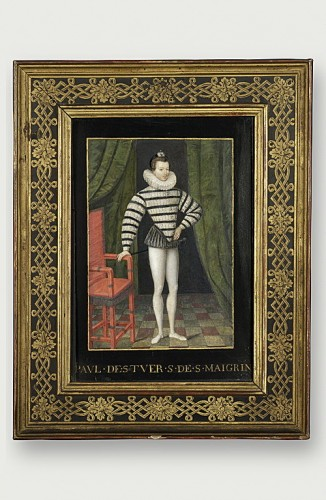 original ANONYME FRANCAIS XVIè s française